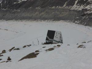 Ski de randonnée - Monts Roses - Nordend 4609 m - Dufourspitze 4633 m