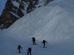 Ski de randonnée - Gross Grünhorn 4043 m
