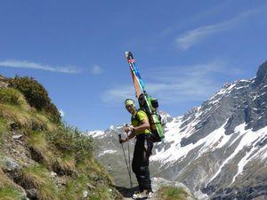 Ski de Randonnée - Grand Combin de la Tsessette - 4137 m