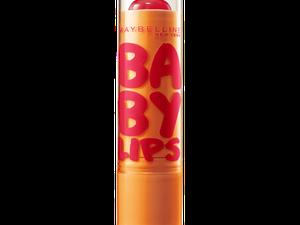 """Ce baume existe donc en 5 """"nuances"""" : Cherry Me, Hydrate, Intensive Care, Peach Kiss et Pink Punch"""