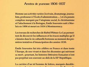Redécouvrir Emile Souvestre - Années de jeunesse 1806-1837