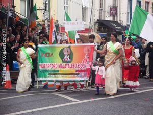 Saint-Patrick, Une Célébration Pluriculturelle en 2015
