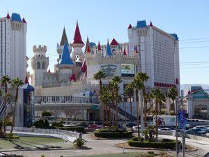 Las Vegas : des paillettes et du fun !!!