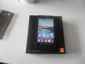 J'ai enfin changé de mobile pour un Xperia Z
