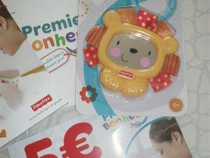 Fisher price fete les bébé 2013