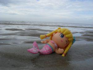 Quand les Pinypon debarquent à la Mer !