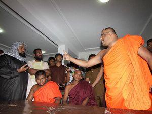 Bienvenue au pays du bouddha haineux ! le Sri-lankha