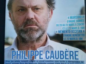 Philippe Caubère à Bordeaux