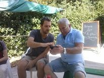 Avec Philippe Guérin