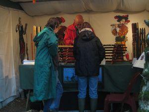 Le salon de luthiers au château d'Ars