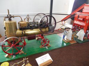 La fête des vieilles mécaniques à St Saturnin