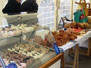 Un marché de Noël à Châteaumeillant