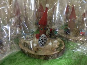 Un beau marché de Noel