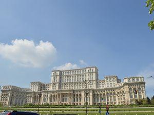 le palais de Ceaucescu