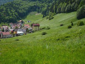 Le Slovensky Raj près de Dedinky
