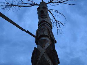 la création du totem