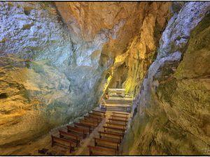 L'Ermitage de Galamaus, un refuge dont les murmures de l'eau caressent l'âme. (C) Ph&#x3B; Dubedat.