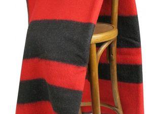 La couverture PADDOCK de chez Ourson en différents coloris (dont le rouge ou le vert idéal pour se faire repérer par les secours).