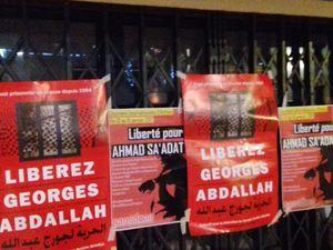 La solidarité avec Ahmad Saadat et tous les prisonniers palestiniens s'exprime à Toulouse !