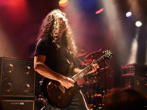 Live review FATES WARNING/ARMORED DAWN/FALLEN ARISE, Patronaat, Haarlem, 29.01.2017