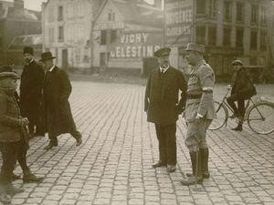 Le 24 novembre 1915 : mission suédoise