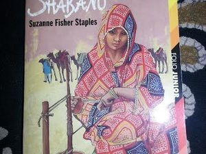 Shabanu de Suzanne Fisher Staples