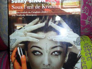 Sous l'oeil de Krishna de Sunny Singh