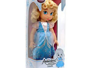 Les poupées Disney Animators (sauf Rebelle/Blanche neige/princesse et grenouille/Raiponce) : Belle RESERVEE