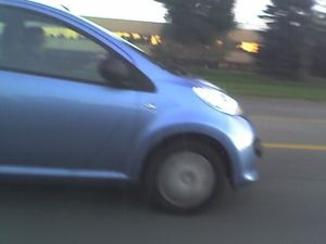 Peugeot 107 in the USA