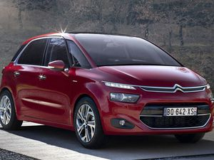 New Citroën Jumpy ? and C4 Picasso