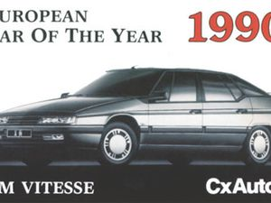 THE LAST CITROËN SOLD IN THE USA / CANADA