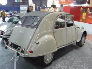 citroen 2cv the most wanted car fcia french cars in america. Black Bedroom Furniture Sets. Home Design Ideas