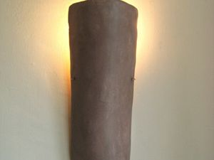 Tadelakt réalisé par Petra Studach, Le Galet de Petra.