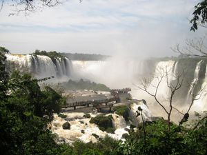 IGUAÇU côté Brésil