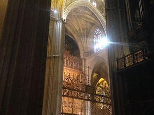 Insolite Cathédrale de Séville
