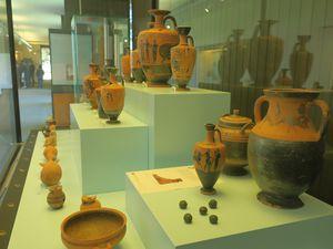 Paestum côté musée