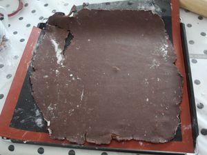 BISCUIT CHOCOLAT CARAMEL FACON G. MABILLEAU