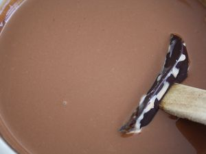 ECLAIRS CHOCOLAT TONKA INSPIRES DE YANN COUVREUR