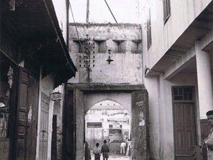 Mellahs de Marrakech, Meknès, Mazagan.