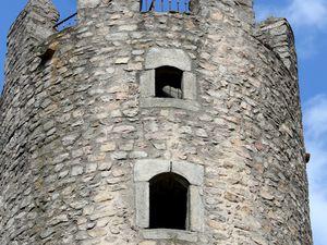 Château d'Essalois (42 Loire)