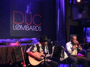 Lurrie Bell Duc des Lombards 21/04/2015