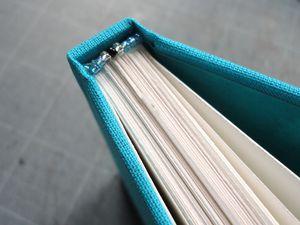 Carnet de Cathy Turquoise