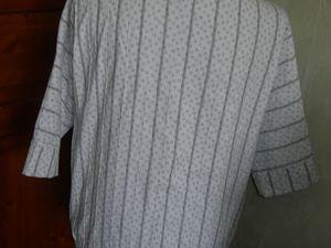 tissu jersey de chez MT y as un moment deja
