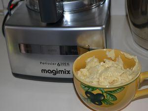 Mayonnaise fait au magimix 6200 xl