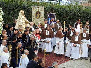 L'autre de saint joseph est plus locale  (c'est le saint patron de la ville de bastia)