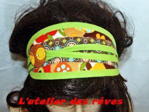 Nouveaux bandeaux headbands