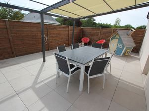 Terrasse - pose carrelage sur plot - 2
