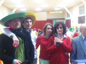 SOIREE MEXICAINE suite