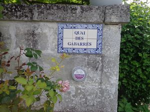 Bords de Charente à Taillebourg city !