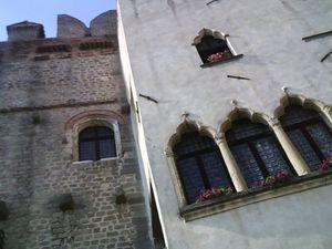 Les vacances d'Augustin en Italie